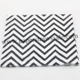 Black and White Chevron Paper Napkins 300pcs
