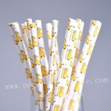 Cute Doll Toy Little Horse Paper Straws 500pcs