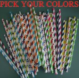 30000pcs Paper Drinking Straws Wholesale