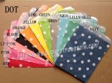 1100pcs Mixed 11 Colors Polka Dot Party Paper Bags