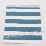 Navy Sailor Striped Paper Favor Bags 400pcs